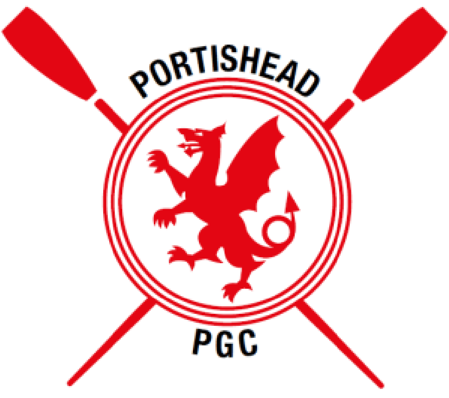 portished pilot gig club logo