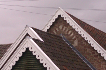 Quiz picture 6: three gables